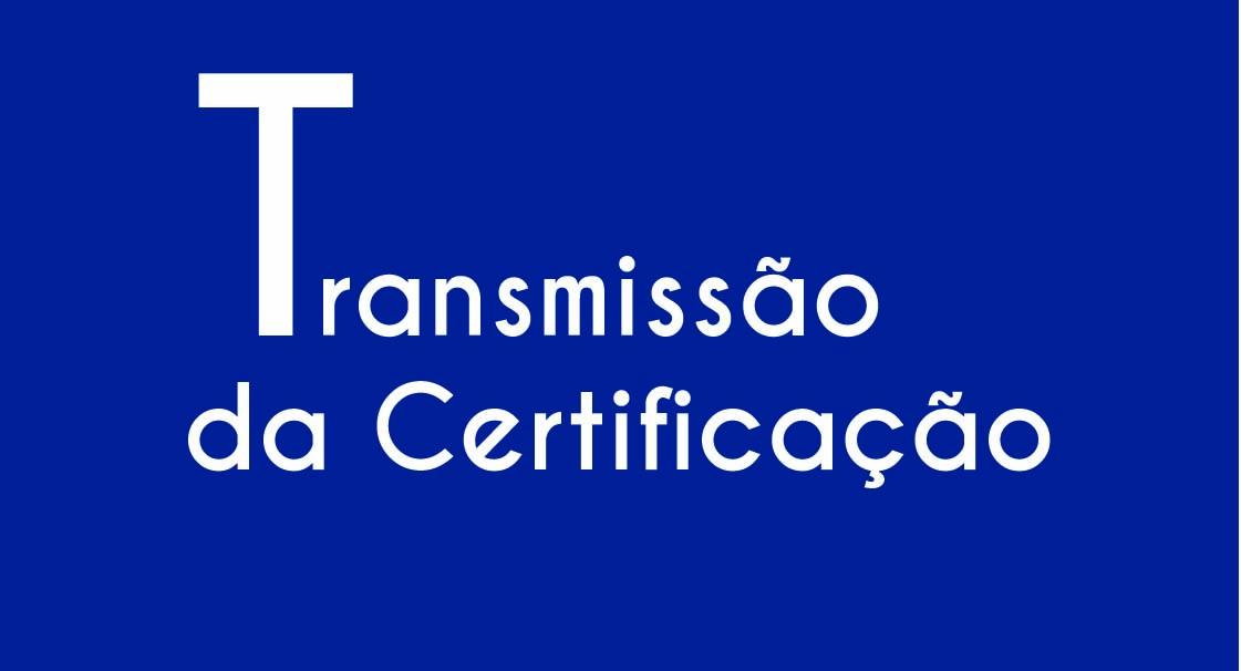 Transmissão do Perfil de Certificação