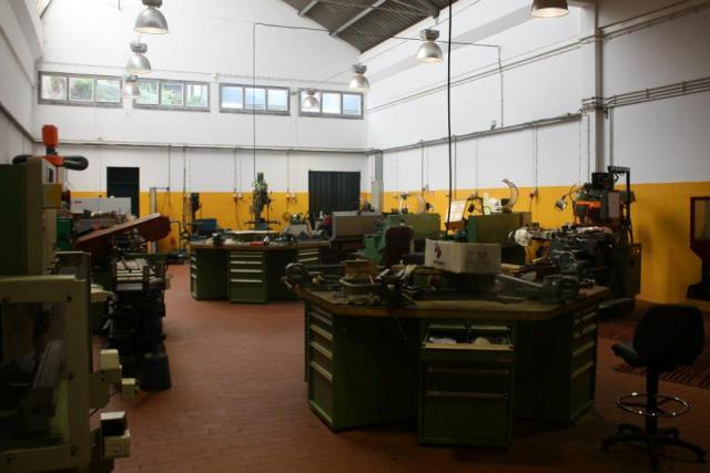 Oficina de Construções Metálicas