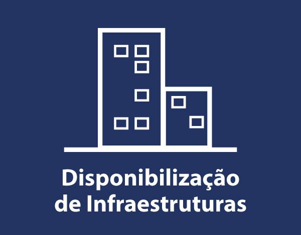 Disponibilização de Infraestruturas