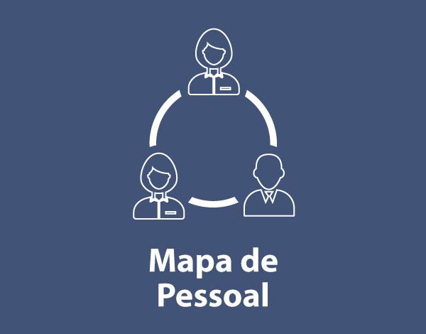 Mapa de Pessoal