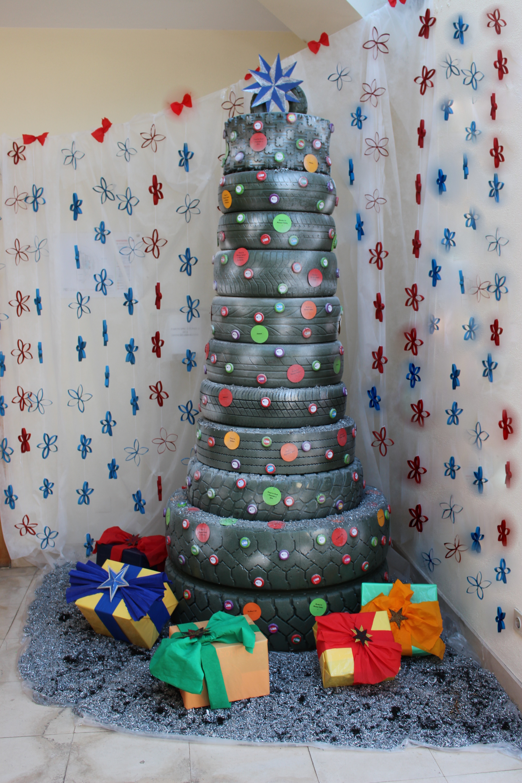 Exposição de presépios e decorações de Natal no IQ, IP-RAM-CFPM