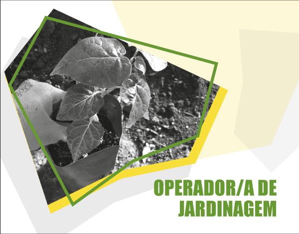 Operador/a de Jardinagem