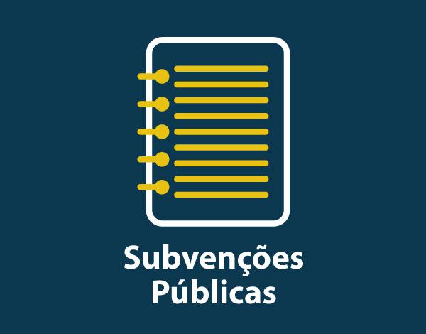 Subvenções Públicas