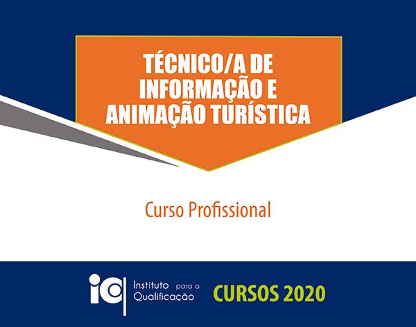 Técnico/a de Informação e Animação Turística