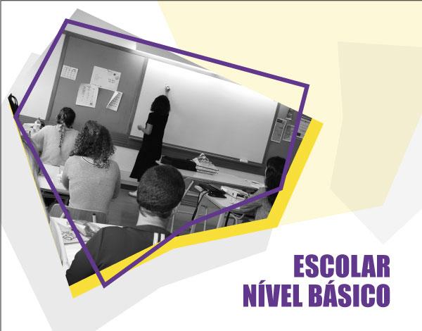 Educação e Formação de Adultos - Escolar Nível Básico