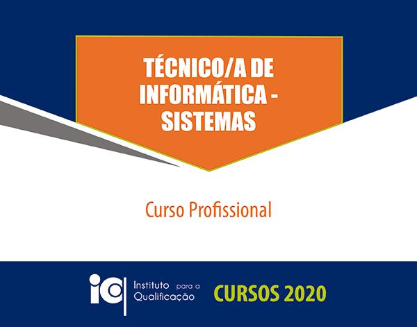 Técnico/a de Informática - Sistemas