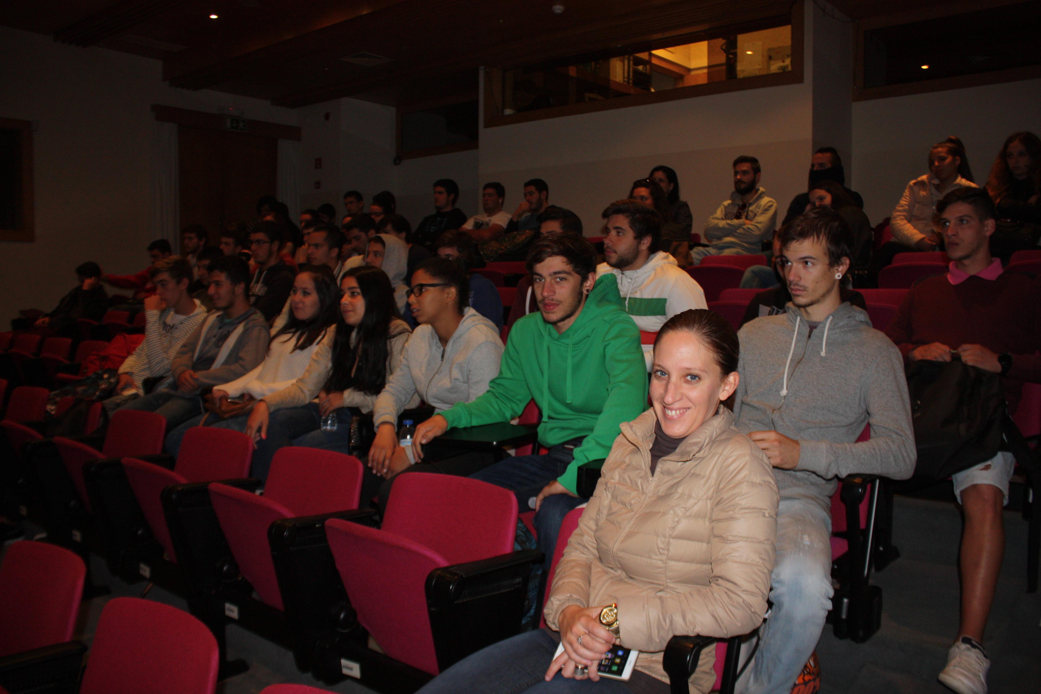 Eco – Escolas – Palestra sobre a Floresta Laurissilva e exposição sobre a Natureza