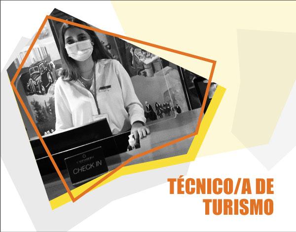 Técnico/a de Turismo