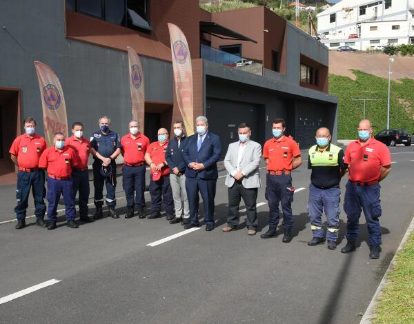 Pedro Ramos enaltece trabalho dos bombeiros