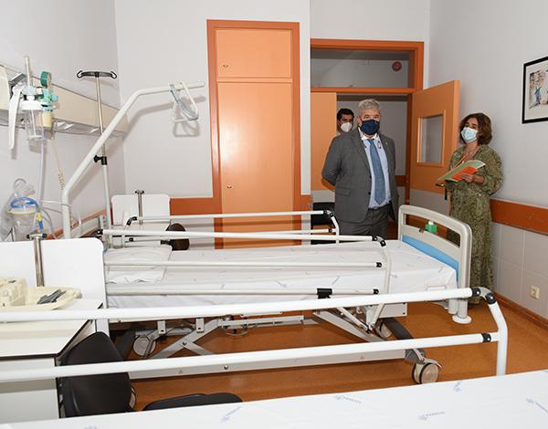 Serviço de Urgência do Centro de Saúde de Machico tem um novo circuito para os doentes