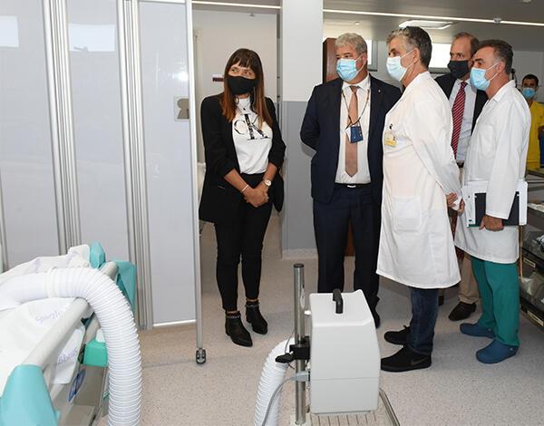 Governo Regional disponibiliza ajuda ao SNS para receber doentes COVID-19 do Continente português