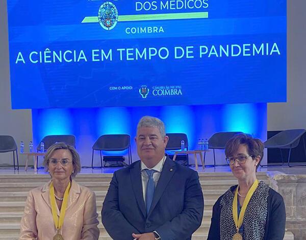 Pedro Ramos destaca orgulho nas médicas homenageadas pela Ordem dos Médicos