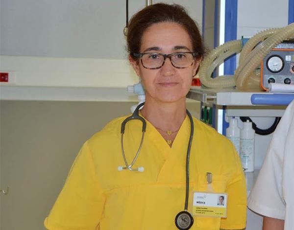 Secretaria da Saúde congratula médica Carmo Caldeira