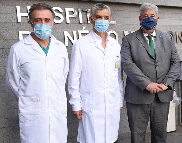 SESARAM reforçado com a entrada de 50 enfermeiros