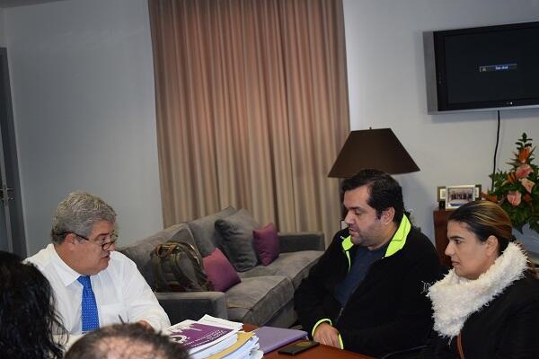 Pedro Ramos recebeu Associação da Madeira de Esclerose Múltipla