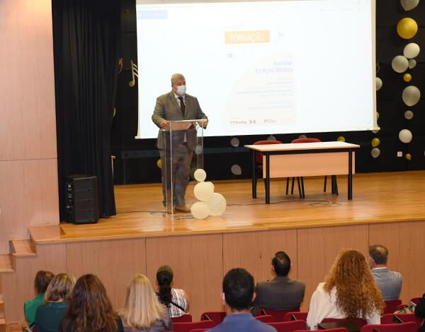 SESARAM promove formação para auxiliares de ação médica