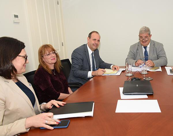 Médica de Malta em visita técnica na Madeira