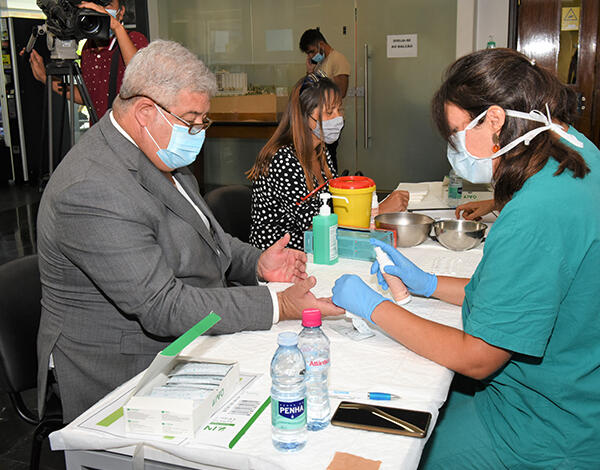 Dia Mundial contra as Hepatites