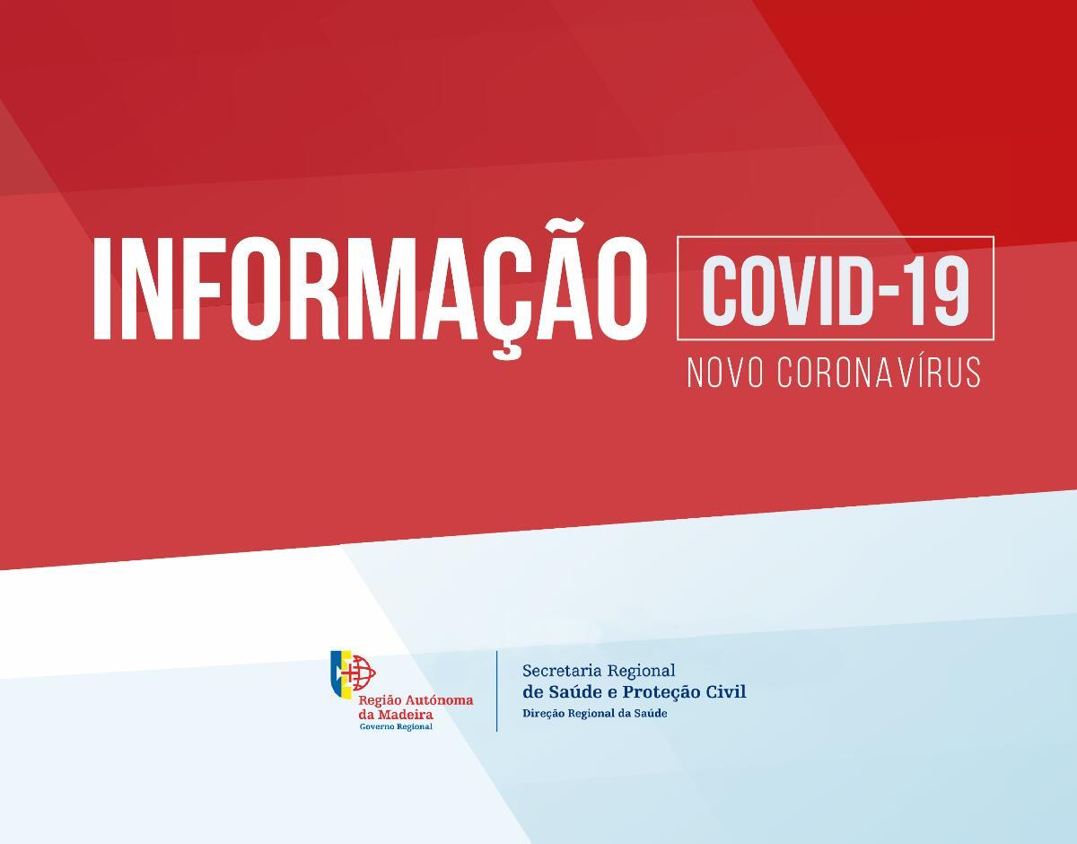 Secretaria Regional de Saúde e Proteção Civil - Covid 19