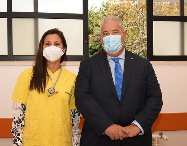 """Centro de Saúde de Machico """"ganha"""" nova médica de família"""