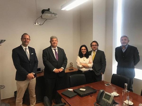 Pedro Ramos reuniu com ACSS