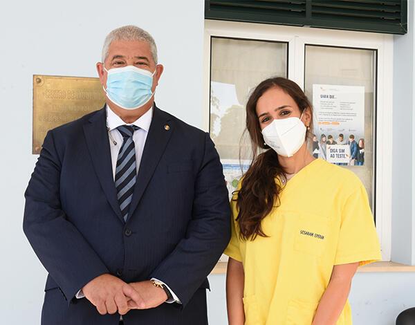 Centro de Saúde de Santa Cruz conta com uma nova médica especialista