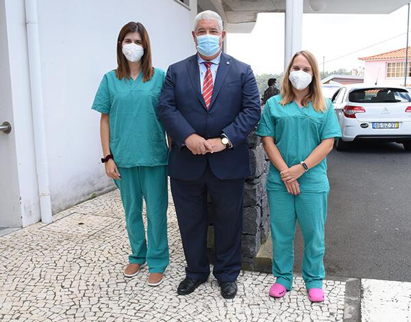 Duas novas médicas integram equipa do Centro de Saúde do Jardim da Serra