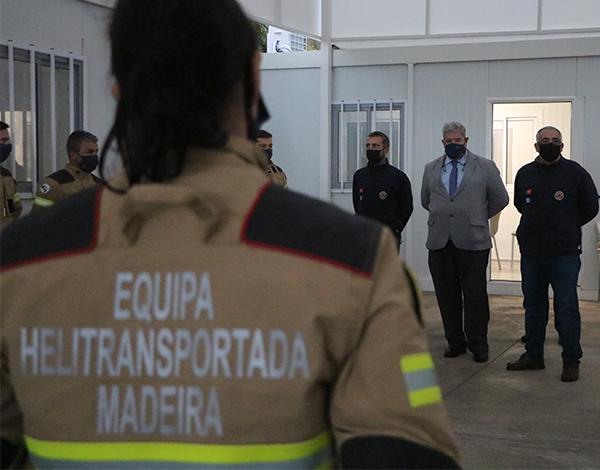Pedro Ramos enalteceu trabalho das equipas envolvidas no POCIF 2020