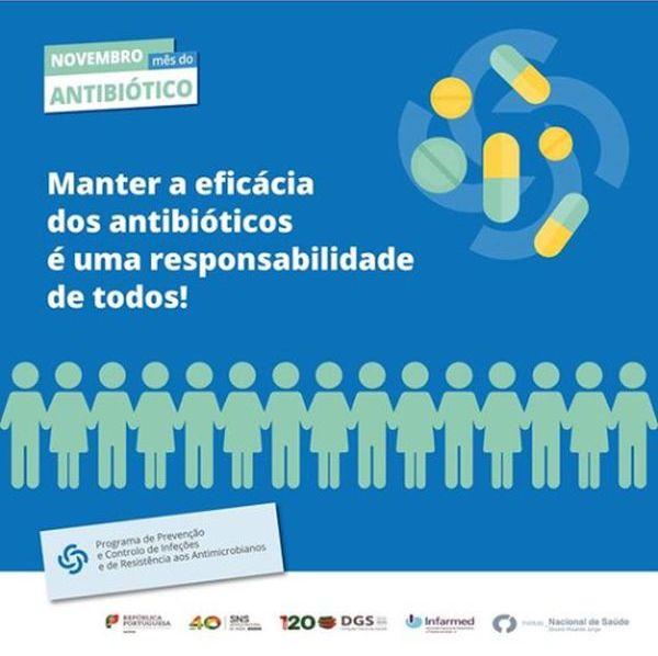 Semana Mundial de Sensibilização para os Antibióticos