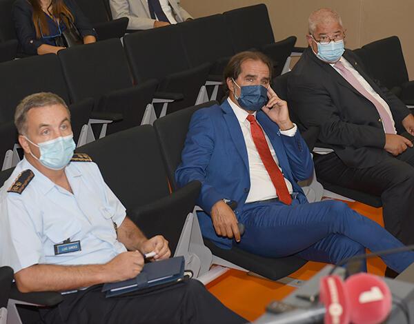 Reunião com Comandante Regional da Madeira da PSP