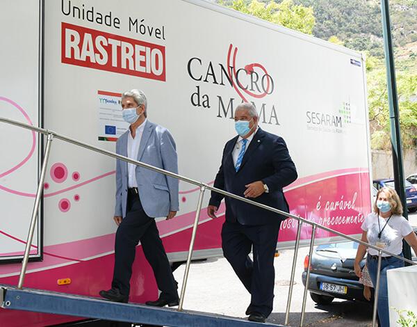 Duas mil pessoas fizeram rastreio ao cancro da mama em Machico