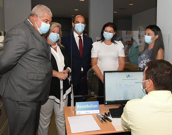 Novos postos parareembolsos das despesas de Saúde, em São Vicente e no Porto Moniz
