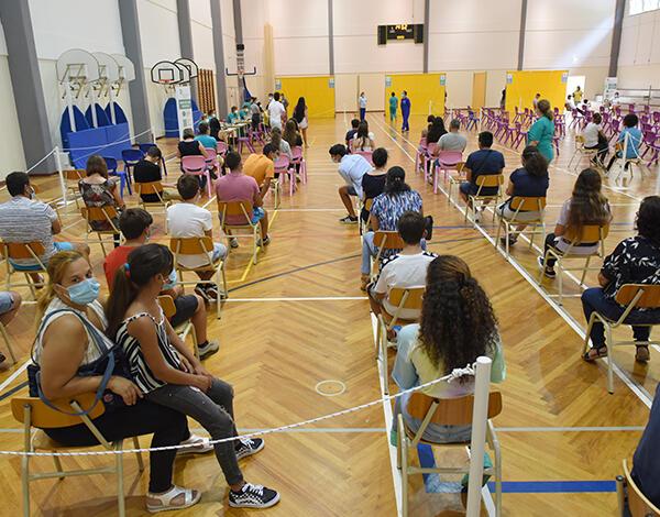567 vacinas administradas a jovens da Ribeira Brava e da Ponta do Sol