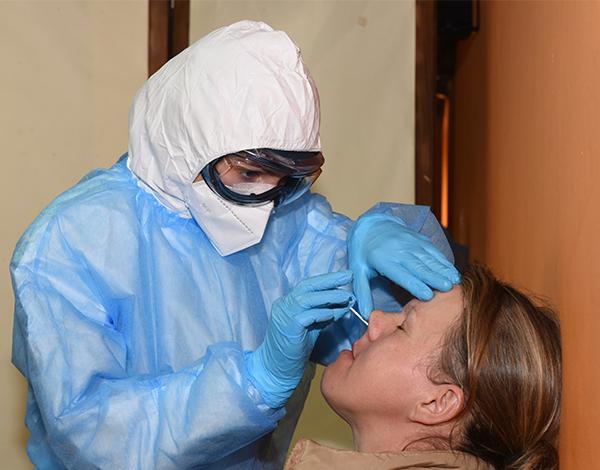 SESARAM realizou 270 testes no concelho de Santana