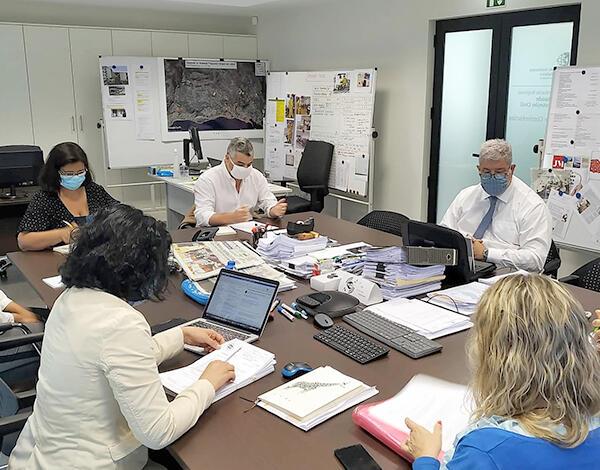 Pedro Ramos reuniu com o sindicato dos Técnicos Superiores de Diagnóstico e Terapêutica
