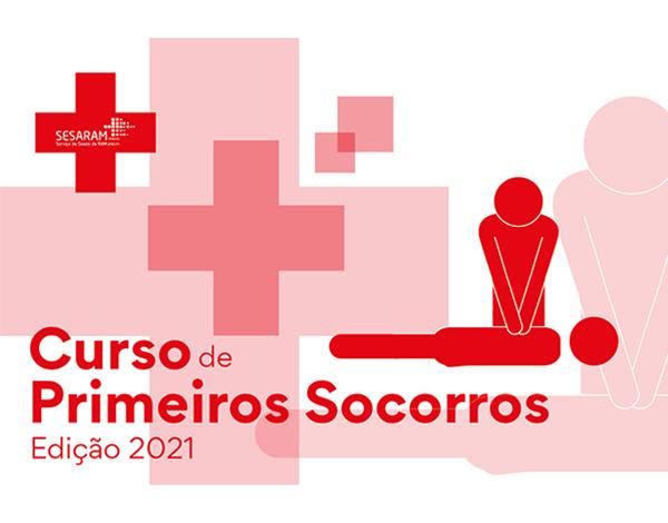 Curso de Primeiros Socorros, organizado pela Direção do Internato Médico do SESARAM