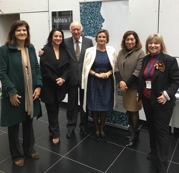 """SESARAM participa na conferência """"SNS no Feminino"""""""