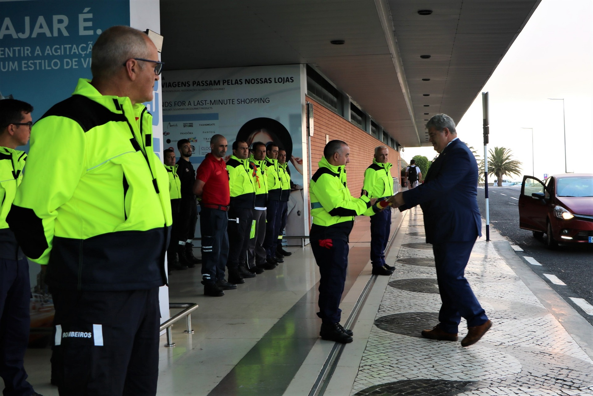 Proteção Civil da Madeira participa em evento internacional