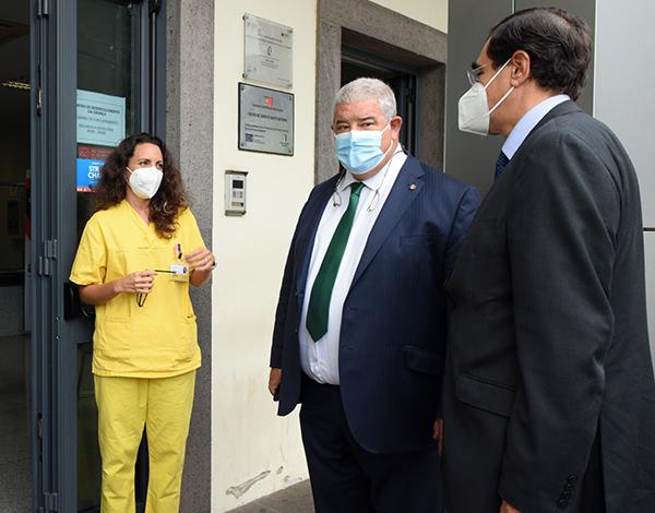 Mais dois médicos de família no Centro de Saúde de Santo António