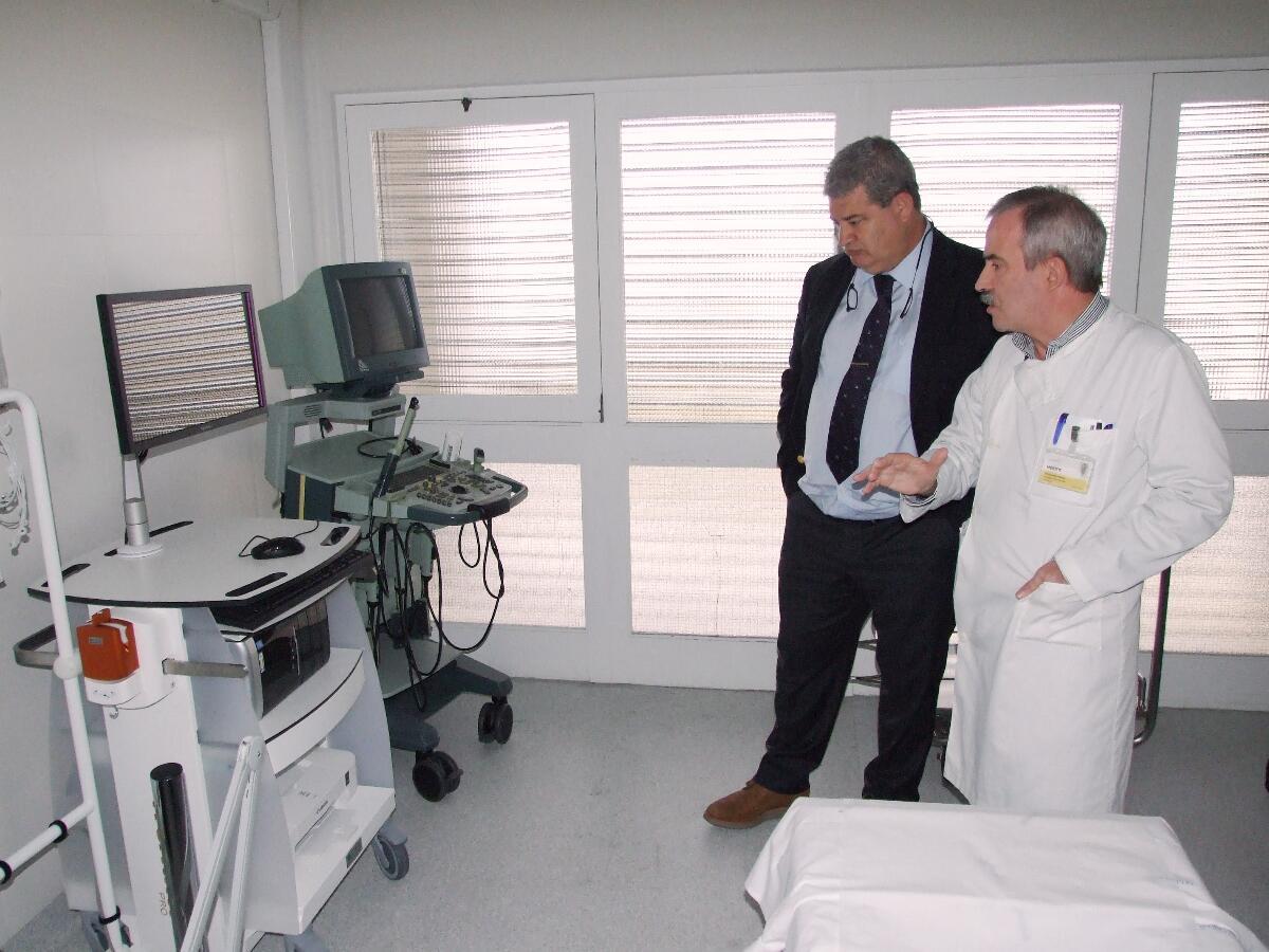 Novo equipamento vai melhorar diagnóstico e tratamento em urologia