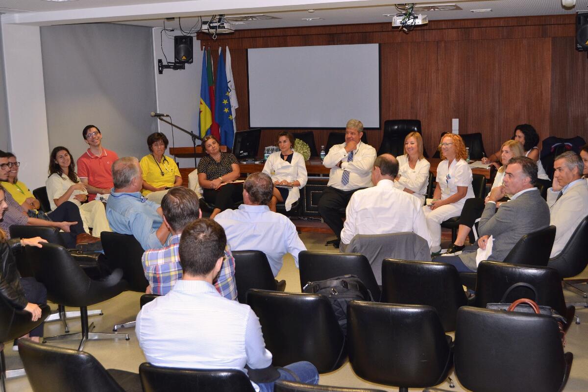 Serviço de Saúde contrata anestesistas do quadro para reforçar capacidade de resposta do bloco operatório