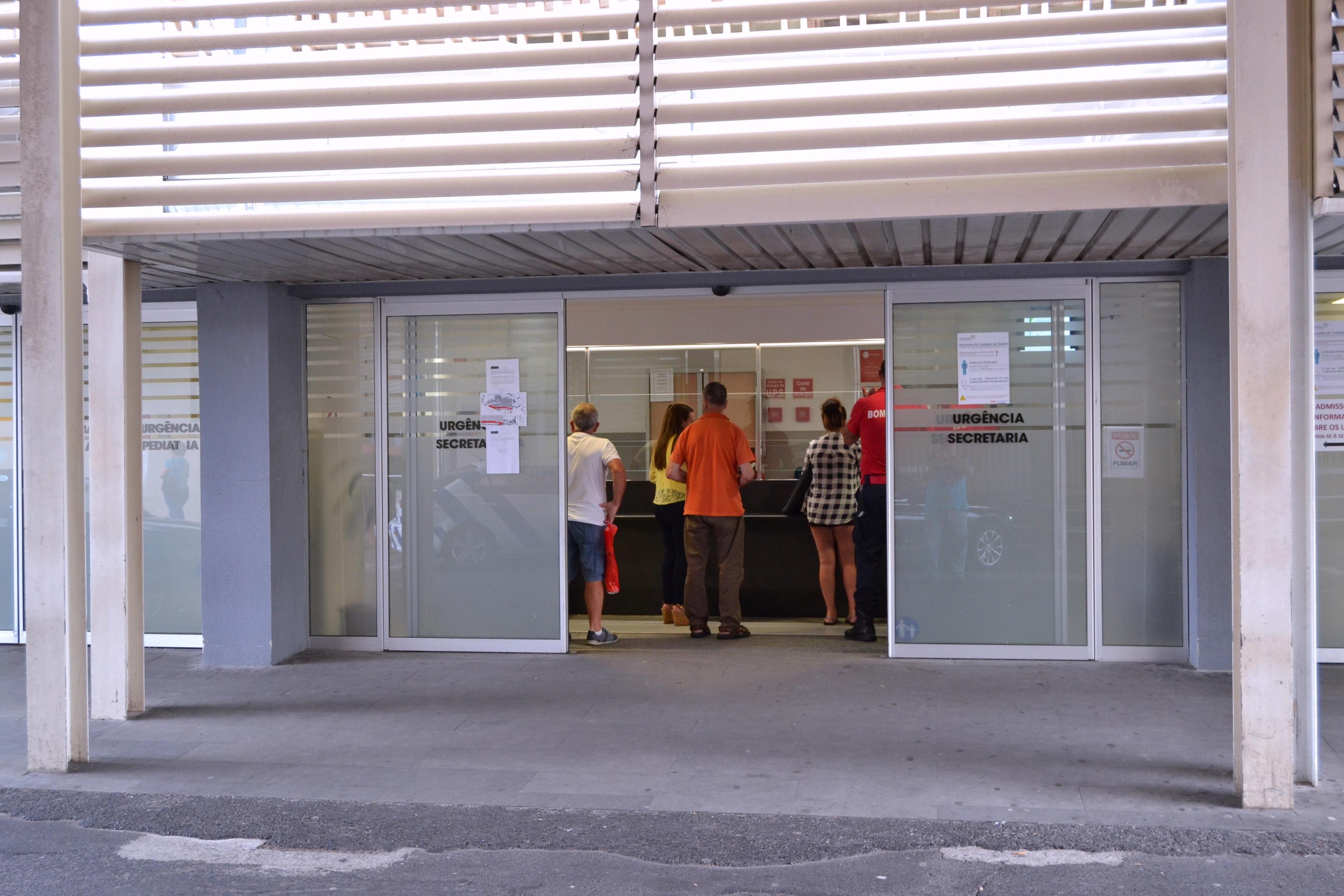 Serviço de Urgência cria novas regras para os Acompanhantes