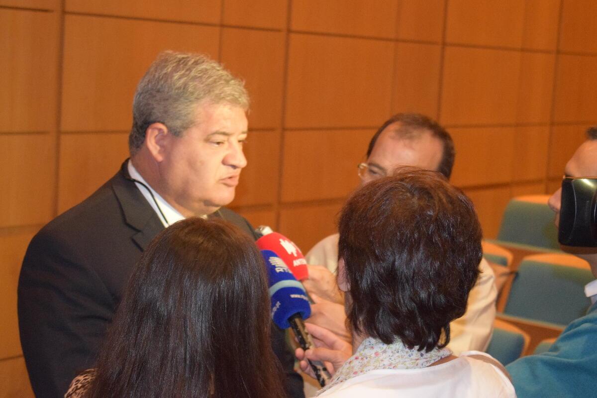 Secretário da Saúde inicia amanhã visita de cooperação aos Açores