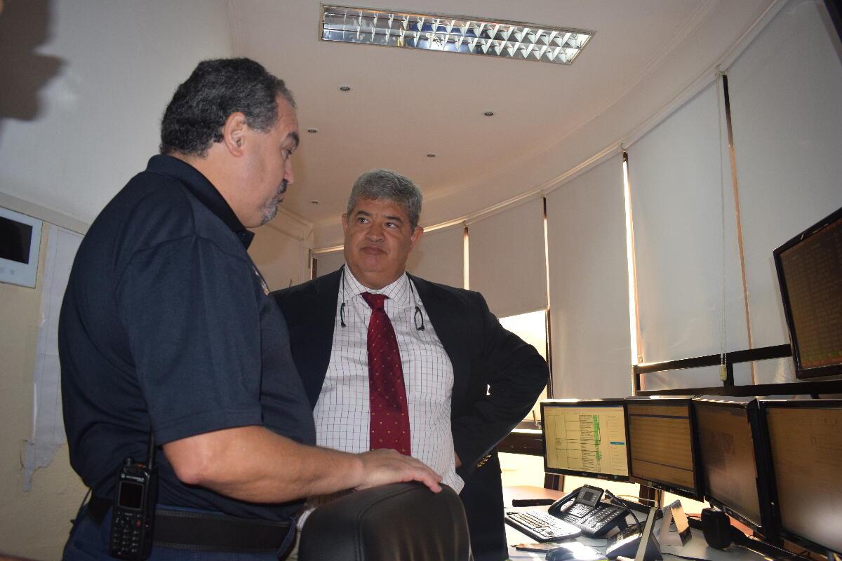 Região quer integrar concurso nacional para operacionalização dos meios áereos