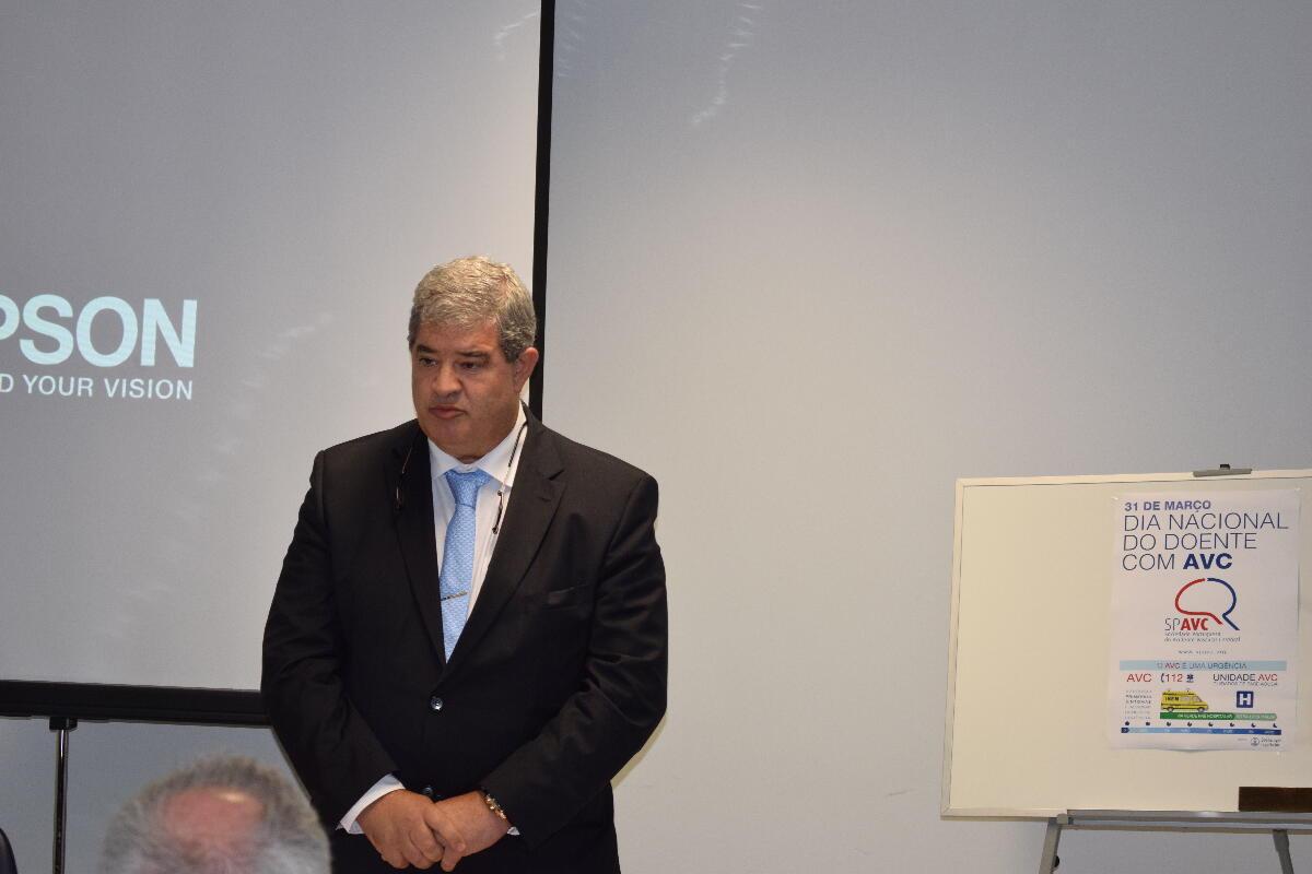 Nova unidade de doenças cérebro vasculares no Hospital Dr. Nélio Mendonça.