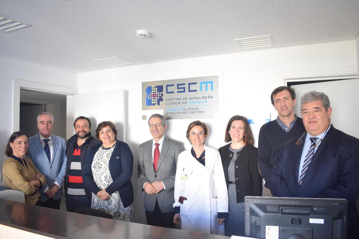 Centro de Simulação Clínica do SESARAM é uma mais- valia para o país