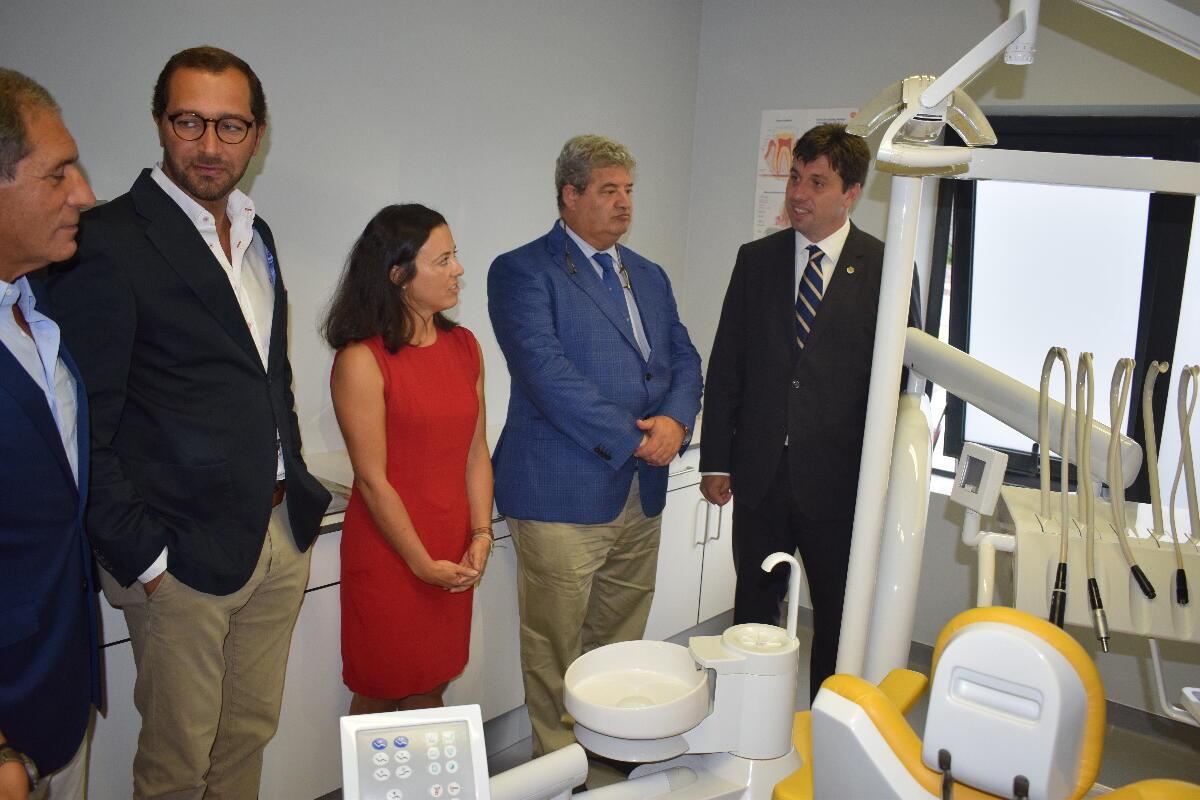 Centro de Saúde de São Vicente passa a disponibilizar consultas de medicina dentária