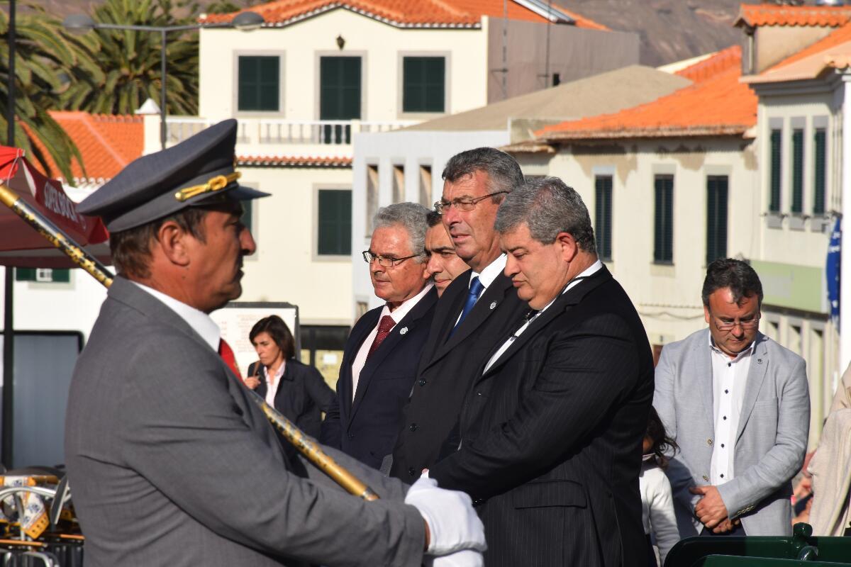 """""""A dupla insularidade do Porto Santo é uma das maiores preocupações deste Governo Regional"""""""