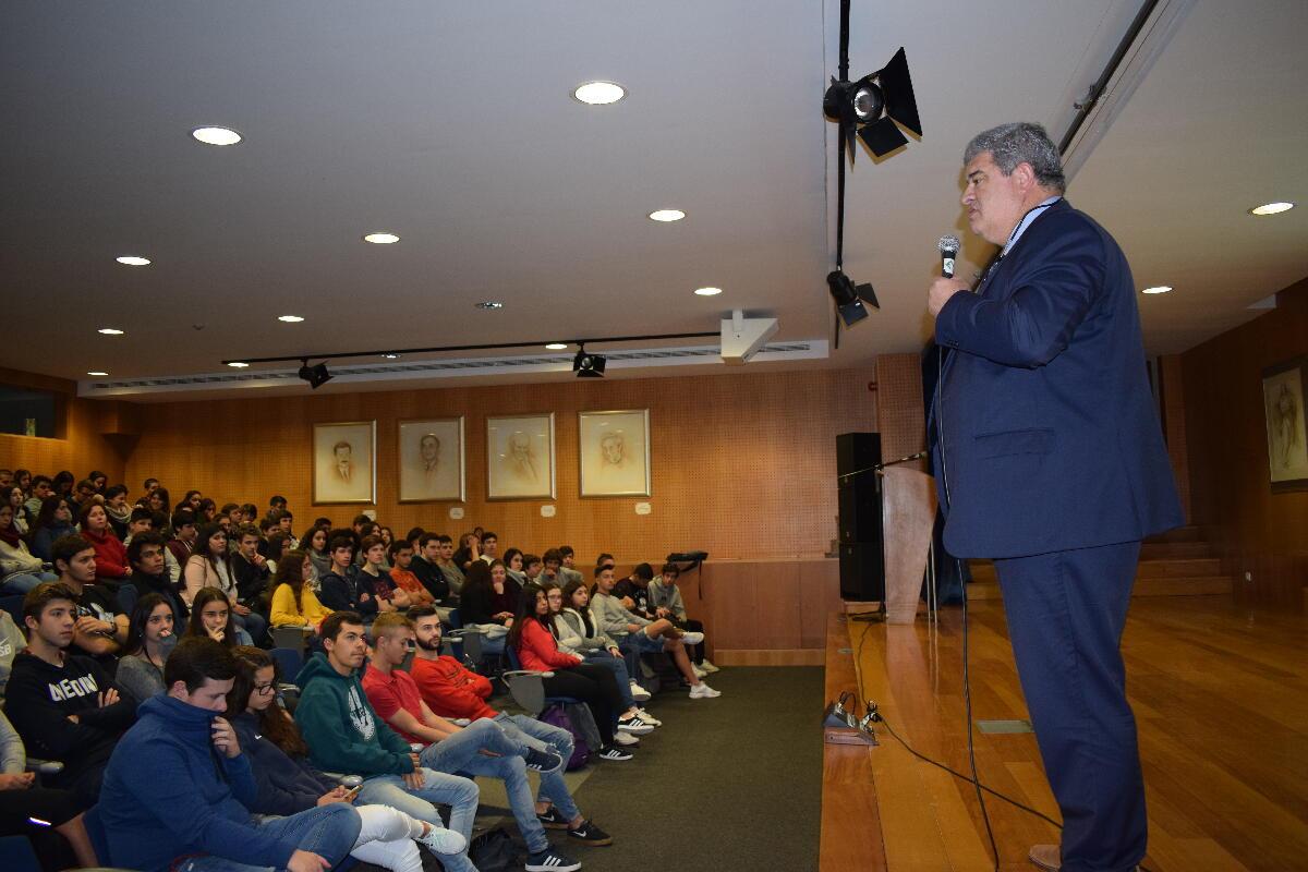 Pedro Ramos apelou à vacinação