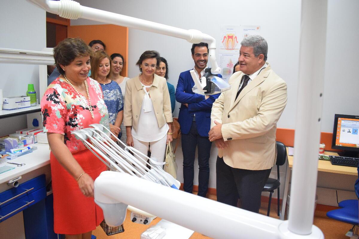 3 mil crianças de Machico e Santana terão acesso a tratamentos de saúde oral